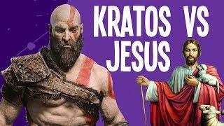 Kratos veut il tuer Jesus ? (Mythe de Balder) - Mythes et Légendes #2.6