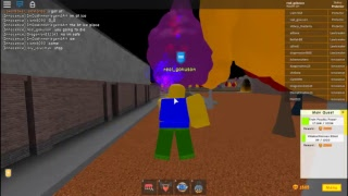 playing roblox im back