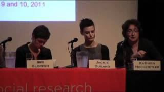 2011 - Human Rights and the Global Economy - Session 4   The New School