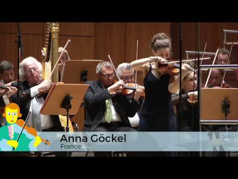 2016 Semifinals - Anna Göckel (France)