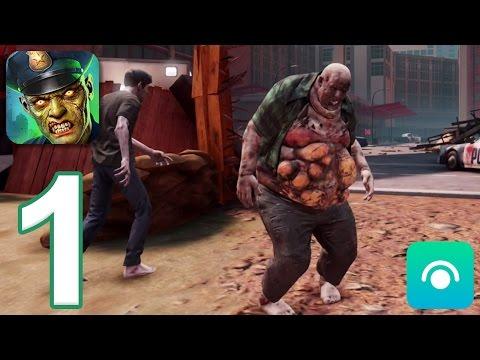 Kill Shot Virus - Gameplay Walkthrough Part 1 - Region 1 (iOS, Android)