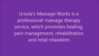 Ursula's Massage Works