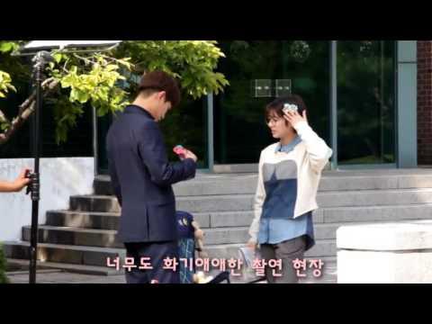 "Jung So Min 정소민 & Lee Joon 이준 (Behind the Scenes) ""Father is Strange"" Ep. 28"