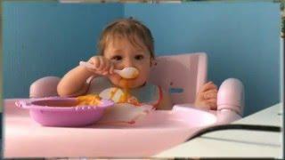 Чем я кормлю своего сына? /Режим питания  в возрасте 1 года.
