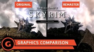 Skyrim: Special Edition - PC Graphics Comparison