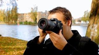 Canon EOS 70D - Video-DSLR im Test [Deutsch](Die EOS 60D musste viel Kritik einstecken, die EOS 70D [http://amzn.to/1bfcWLz]* soll nun vieles besser machen. Wir werfen einen Blick auf Bedienung, ..., 2013-10-27T19:41:01.000Z)