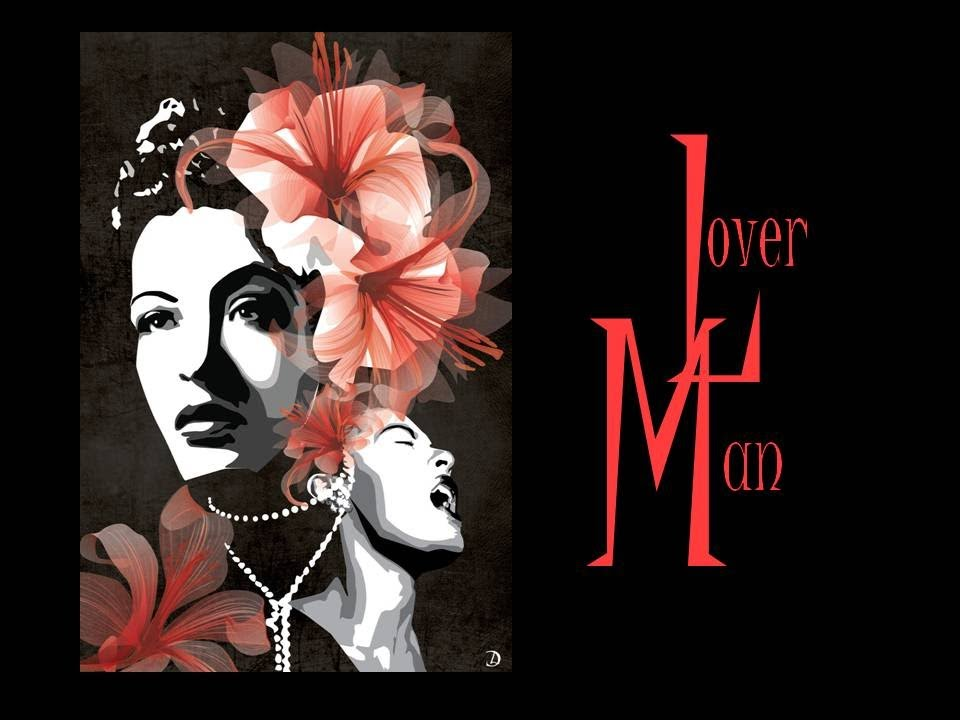 Billie Holiday - Lover Man (with lyrics) - YouTube