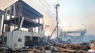 Миллионы пострадавших. Разрушительное землетрясение в Японии