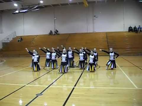 Rochester Hills Christian School Cheerleaders
