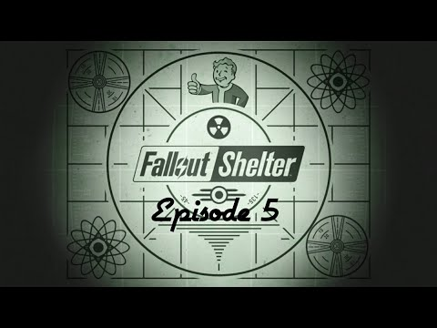 Fallout Shelter #5 - Starting The Overseer's Quests!