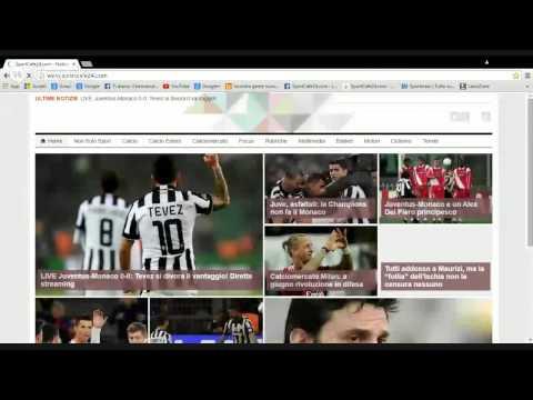 Champions League, Juventus-Monaco | Radio Diretta Streaming