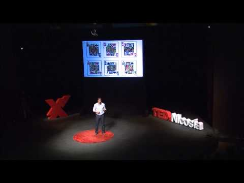Your perception is not always reality | Nikos Konstantinou | TEDxNicosia