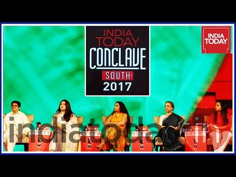 Exclusive : Big Jallikattu & Gender Bias Debate | India Today South Conclave 2017