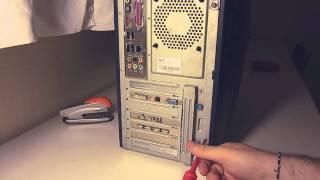 [TUTORIAL] Como abrir el PC (Caja ATX)