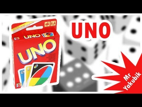 Игра Uno (Уно) - YouTube