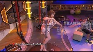 Prilly Pole Dance Bikin Tukul Gak Fokus | INI BARU EMPAT MATA (14/02/10) PART 3