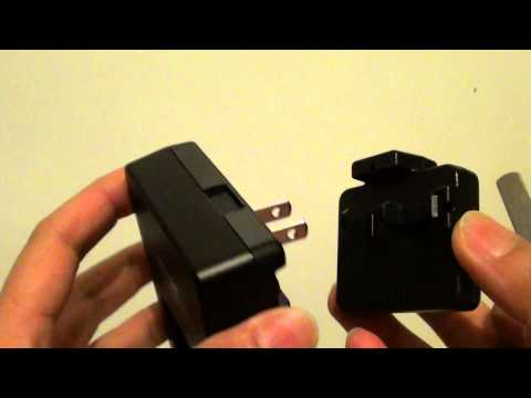 Nikon Camera: How To Detach / Remove Battery Charger From The Power Adapter