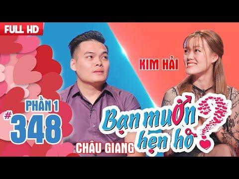 Hotgirl Bến Tre xem bói chỉ tay 'phán' chàng trai quá đào hoa | Châu Giang - Kim Hải | BMHH 348 🖐️