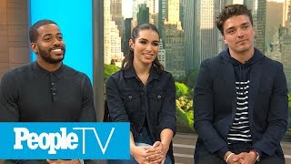 Dean Unglert, 'Bachelor Winter Games' Contestants Reveal Their Biggest 'Bachelor' Crushes | PeopleTV