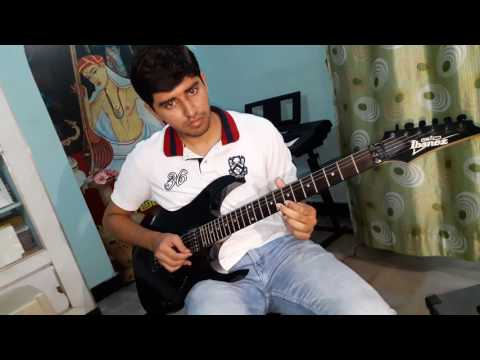 Barbie girl song by VikaS on guitar, support by HITesh on key board
