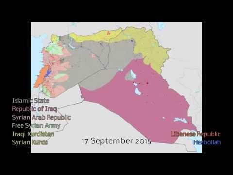 Islamic State - Frontline (September 2015)