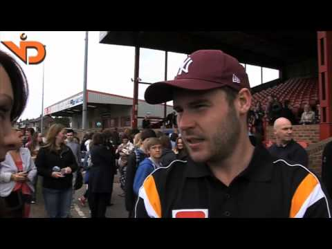 Danny Miller (Emmerdale Aaron Livesy) Exclusive Inspirational Interview