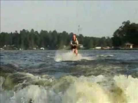 Beginner Air Chair Sky Ski Hydrofoil Louisiana & Beginner Air Chair Sky Ski Hydrofoil Louisiana - YouTube