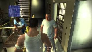 Prison Break The Conspiracy: Gameplay  Hd  Part 1