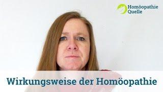 Wie wirkt Homöopathie?   Die Wirkungsweise