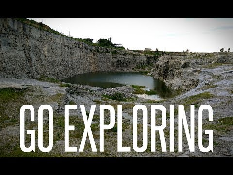 GO EXPLORING | The Unexplored Place of Bangalore | Adventure under the earth