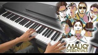 Video MALIQ & D'Essentials - Semesta Piano Cover download MP3, 3GP, MP4, WEBM, AVI, FLV Maret 2018