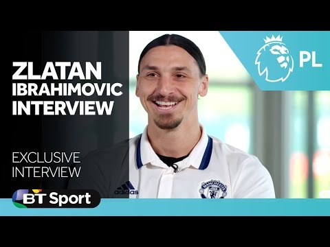Zlatan Ibrahimovic: My Manchester United career so far