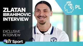 Zlatan Ibrahimovic: My Manchester United career so far