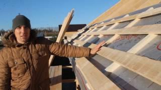 видео Ветрозащитная мембрана для дома своими руками