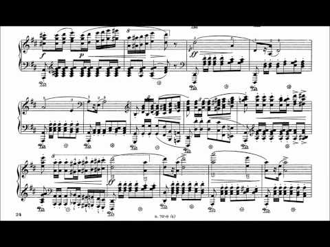 "F. Chopin : Polonaise op. 40 no. 1 in A major ""Military"" (Pollini)"