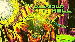 MONSTER MAGNET - Solid Gold Hell (Official Lyric Video) | Napalm Records