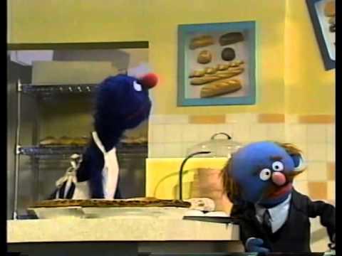 Sesame Street - Grover The Baker (alternate ending)