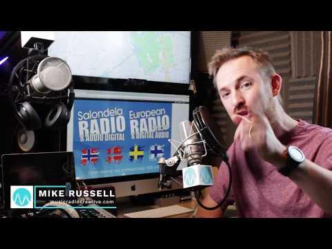European Radio Show - Adobe Audition Masterclass in Paris, France