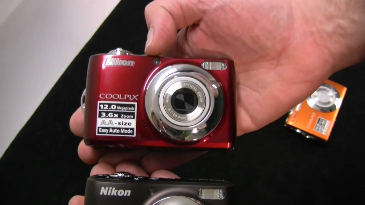 nikon coolpix l22 prezentace youtube rh youtube com Nikon Coolpix L21 Nikon Coolpix L22 Battery Door