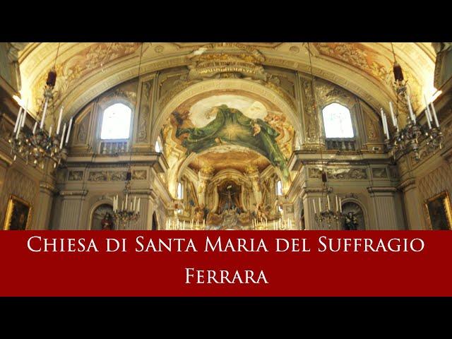 Chiesa di Santa Maria del Suffragio - Ferrara -