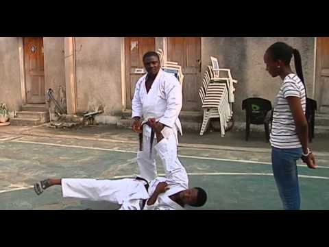 Collins Karate Network talk about Self Defence on TVC Nigeria