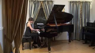 Eva Laas (Klavier) - Chopin - Nocturne op. 62 Nr. 2 E-dur