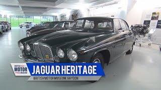 British Motor Museum - Jaguar Heritage