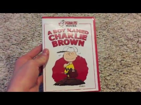 My Peanuts Movie Collection