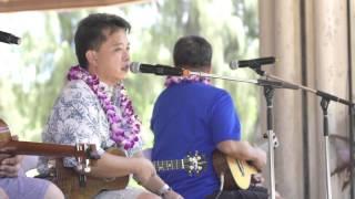 Ukulele Festival Hawaii 2015 –Herb Ohta Jr. & Bryan Tolentino & Halehaku Seabury-Akaka