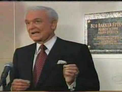 Rosie O'Donnell Presents to Bob Barker - 1999 - YouTube