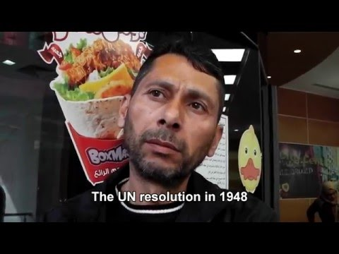 Palestinians: Why was Palestine not established between 1948 and 1967?
