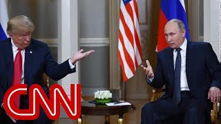 Watch Trump and Putin speak ahead of one-on-one meeting thumbnail