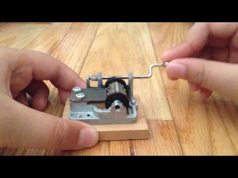 Toreador March Music Box Better Audio