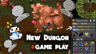 ROTMG New Dungeon Game play Epic Dungeon (Secluded Thicket)